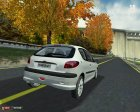 Peugeot 206 2007 for Mafia: The City of Lost Heaven top view