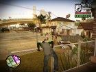 Футболка Бабайка for GTA San Andreas top view