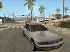 1996 BMW E38 730i для GTA San Andreas вид сбоку