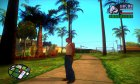 ENB Series Color Erbi для GTA San Andreas вид изнутри