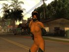 MK9 Kitana Nude for GTA San Andreas inside view