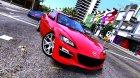 Mazda RX8 Spirit R 2012 v1.6 для GTA 5 вид слева