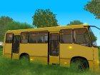 Автобус Hyundai «Богдан» А092 для GTA San Andreas вид изнутри
