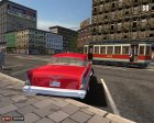 Chevrolet Bel Air Hardtop 1957 для Mafia: The City of Lost Heaven вид сзади слева