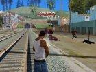 CSO Killer Effect для GTA San Andreas вид изнутри