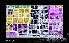 Карта с названиями улиц for GTA San Andreas left view