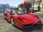 Ferrari Enzo 5.0 for GTA 5 left view