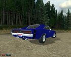 Dodge Charger R/T 1969 for Mafia: The City of Lost Heaven rear-left view