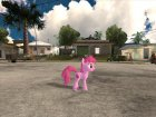 Berrypunch (My Little Pony) для GTA San Andreas вид слева