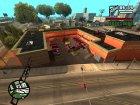 Ballas gang for GTA San Andreas side view