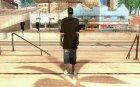 Cowabunga! для GTA San Andreas вид сзади слева