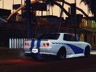 Annis Elegy Retro GTA 5 (IVF) для GTA San Andreas вид сверху