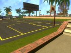 Обновлённая баскетбольная площадка for GTA San Andreas rear-left view