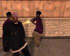 Хардкорная игра для GTA San Andreas вид слева