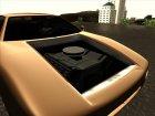 Infernus PFR v0.9 for GTA San Andreas left view