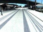 Зимний мод - Полная версия для GTA San Andreas вид сзади