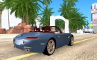 BMW Z8 1999 for GTA San Andreas rear-left view