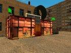Криминальная Россия бета 3 для GTA San Andreas вид сзади слева