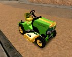 JDeere-Mower for GTA San Andreas left view