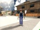 Эш Кетчум из мультсериала Покемон for GTA San Andreas left view