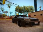 Need for Speed 2015 Пак для GTA San Andreas