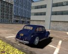 Chevrolet Special DeLuxe Town Sedan 1940 для Mafia: The City of Lost Heaven вид сверху