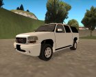 GMC Yukon XL for GTA San Andreas left view