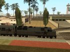 Передвигать камеру в поездах for GTA San Andreas inside view