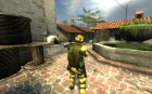 Australian Soldier V1.1 for Counter-Strike Source rear-left view
