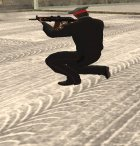 Сотрудник ППСП в форме старого образца для GTA San Andreas