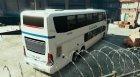 Lasta Autobus Srbija - Travel Bus Serbia for GTA 5 rear-left view
