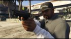 Sig Sauer P228 for GTA 5 inside view