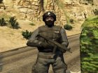 MP5 для GTA 5 вид сверху