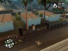 Мод Гравитация для GTA San Andreas вид изнутри