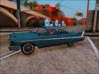 1958 Plymouth Belvedere для GTA San Andreas вид слева