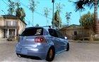 Volkswagen Golf Mk5 GTi for GTA San Andreas top view