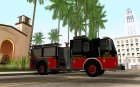 Seagrave Marauder Engine SFFD for GTA San Andreas top view
