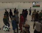 Государственные структуры и банды для GTA San Andreas вид сзади
