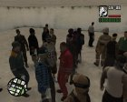 Государственные структуры и банды for GTA San Andreas back view