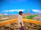 BALLAS1 HD для GTA San Andreas вид слева