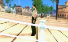 Новый полицейский для Gta San Andreas for GTA San Andreas left view