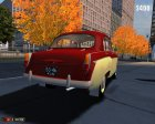Москвич 407 for Mafia: The City of Lost Heaven rear-left view