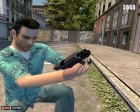 Glock 17 for Mafia: The City of Lost Heaven rear-left view