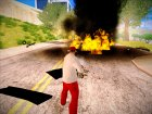 GTA V to SA: Realistic Effects v2.0 для GTA San Andreas вид сверху