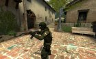 Combat Spetsnaz for Counter-Strike Source top view