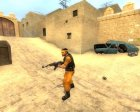 Escaped Prisoner Beta V.2 для Counter-Strike Source вид изнутри