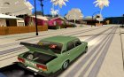 ВАЗ 2105 Winter drift для GTA San Andreas вид слева