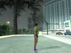 Бегун из Vice city stories for GTA San Andreas left view