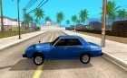 Nissan Skyline 2000GT C210 для GTA San Andreas вид слева