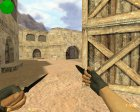 CS GO Shadow daggers for Counter-Strike 1.6 rear-left view